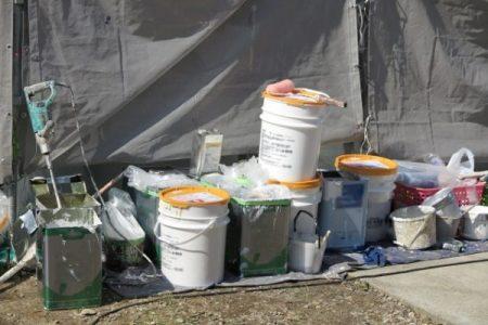 外壁塗装業者選びは施行事例を参考に