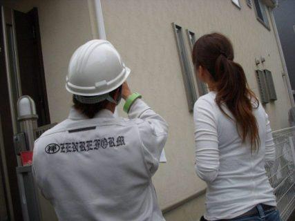 塗装業者は自社保証・アフターフォローがしっかりしているところを選ぼう