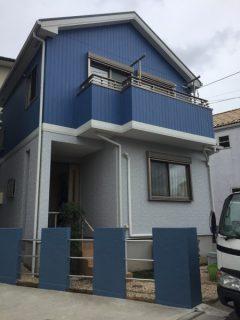 町田市で外壁屋根塗装